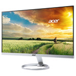 2560 x 1440 pixels - 4 ms - Format large 16/9 - Dalle IPS - DisplayPort - HDMI - Argent (Garantie constructeur 2 ans)