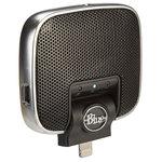 Microphone à condensateur stéréo ultra-compact pour iPhone/iPad/iPod Touch