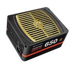 Alimentation modulaire 650W ATX 12V v2.31/EPS 12V - 80 PLUS Gold
