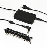 Chargeur secteur universel 90 watts ultra-compact avec sélection automatique de la tension