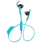 Écouteurs intra-auriculaires sportifs sans fil Bluetooth avec télécommande et micro intégrés