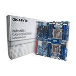 Carte mère E-ATX 2x Socket 2011-3* Intel C612 - SATA 6Gb/s - 3x PCI Express 3.0 16x - 3x Gigabit LAN