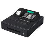 Caisse enregistreuse avec imprimante thermique silencieuse - Grand tiroir - Écran LCD