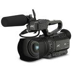 Caméscope 4K Ultra HD avec zoom optique 12x, HDMI et HD-SDI