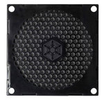 Grille pour ventilateur 80 mm avec filtre à poussière