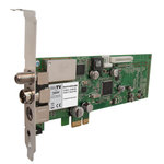 Carte tuner TV 6-en-1 sur port PCI-Express