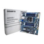 Carte mère Micro ATX avec processeur AppliedMicro X-Gene - 8x DIMM DDR3 - SATA 6Gb/s - USB 2.0 - 2x PCI-Express 3.0 16x - 4x Gigabit LAN