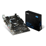 Carte mère Micro ATX Socket 1150 Intel H81 Express - SATA 3Gb/s et SATA 6Gb/s - USB 3.0 - 1x PCI-Express 2.0 16x