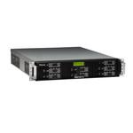 Boîtier externe NAS 8 baies Rack 2U - Port Ethernet (Alimentation redondante 400W) - Bonne affaire (article jamais utilisé, garantie