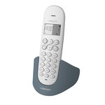 Téléphone DECT sans fil avec répondeur et haut parleur (version française)