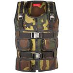 Veste de simulation d'impacts - Coloris camouflage (Taille S/M) - Bonne affaire (article utilisé, garantie 2 mois