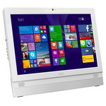 "Intel Core i3-4000M 4 Go 1 To LED 21.5"" Tactile Graveur DVD Wi-Fi N/Bluetooth Webcam Windows 8.1 64 bits (Garantie constructeur 2 ans enlèvement sur site)"