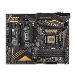 Carte mère ATX Socket 1151 Intel Z170 Express - SATA 6Gb/s + SATA Express + M.2 - USB 3.1 - 3x PCI-Express 3.0 16x