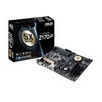 Carte mère ATX Socket 1151 Intel Z170 Express - SATA 6Gb/s + M.2 - USB 3.1 - 2x PCI-Express 3.0 16x
