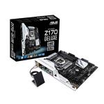 Carte mère ATX Socket 1151 Intel Z170 Express - SATA 6Gb/s + SATA Express + M.2 - USB 3.1 - 3x PCI-Express 3.0 16x - Wi-Fi AC/Bluetooth 4.0