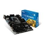Carte mère ATX Socket 1151 Intel Z170 Express - SATA 6Gb/s + M.2 - USB 3.1 - 1x PCI-Express 3.0 16x