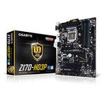 Carte mère ATX Socket 1151 Intel Z170 Express - SATA 6Gb/s + M.2 + SATA Express - USB 3.1 - 2x PCI-Express 3.0 16x
