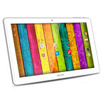"Tablette Internet - ARM Cortex A7 Quad-Core  - RAM 1 Go - 16 Go - 10.1"" LED tactile - Wi-Fi N/Bluetooth - Webcam - Android 4.4"