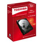 "Disque dur 3.5"" 1 To 7200 RPM 64 Mo Serial ATA III 6 Gb/s (version boîte)"