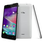 "Smartphone 4G-LTE Dual SIM - Snapdragon 210 Quad-Core 1.1 GHz - RAM 1 Go - Ecran tactile 5"" 480 x 854 - 4 Go - Bluetooth 4.0 - 2000 mAh - Android 5.1"