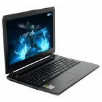 "Intel Core i7-4710HQ 8 Go SSD 120 Go + HDD 1 To 15.6"" LED Full HD NVIDIA GeForce GTX 970M Wi-Fi N/Bluetooth Webcam Windows 10 Professionnel 64 bits"