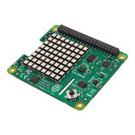 Carte d'extension avec capteurs intégrés (gyroscope, accéléromètre, magnétomètre, baromètre, thermomètre, capteur d'humidité), compatible Raspberry Pi 2 Model B / Pi Model B+ / Pi Model A