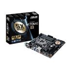 Carte mère Micro ATX Socket 1151 Intel H170 Express - SATA 6Gb/s - M.2 - USB 3.0 - DDR3 - 2x PCI-Express 3.0 16x