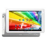 "Tablette Internet - ARM Cortex A7 Quad-Core 1.3 GHz 1 Go 16 Go 10.1"" LED tactile Wi-Fi N Webcam Android 5.0"