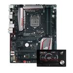 "Carte mère ATX Socket 1151 Intel Z170 Express + Rhéobus à écran LCD tactile 4"""