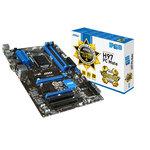 Carte mère ATX Socket 1150 Intel H97 Express - SATA 6Gb/s - USB 3.0 - 1x PCI-Express 3.0 16x - 1x PCI-Express 2.0 16x  - Bonne affaire (article utilisé, garantie 2 mois