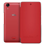 Etui folio pour Wiko Rainbow UP 4G