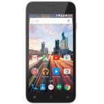 """Smartphone 4G-LTE Dual SIM - ARM Cortex-A53 Quad-Core 1 GHz - RAM 1 Go - Ecran tactile 5"""" 720 x 1280 - 8 Go - Bluetooth 4.0 - 2000 mAh - Android 5.1 - Bonne affaire (article utilisé, garantie 2 mois"""