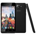 """Smartphone 4G-LTE Dual SIM avec écran tactile 4.5"""" sous Android 4.4 - Bonne affaire (article utilisé, garantie 2 mois"""