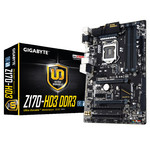 Carte mère ATX Socket 1151 Intel Z170 Express - SATA 6Gb/s + M.2 + SATA Express - USB 3.0 - 2x PCI-Express 3.0 16x