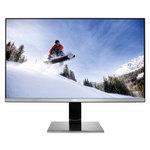2560 x 1440 pixels - 5 ms (gris à gris) - Format large 16/9 - Dalle IPS - Pivot - DisplayPort - HDMI - Noir