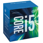 Processeur Quad Core Socket 1151 Cache L3 6 Mo Intel HD Graphics 530 0.014 micron (version boîte - garantie Intel 3 ans)