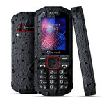 "Téléphone 3G Dual SIM IP67 - Ecran 2"" 128 x 160 - 32 Mo - Bluetooth 2.1 - 1000 mAh"