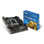 Carte mère Micro ATX Socket 1151 Intel B150 Express - SATA 6Gb/s + SATA Express - USB 3.1 - 1x PCI-Express 3.0 16x