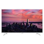 "Téléviseur LED 4K 55"" (140 cm) 16/9 - 3840 x 2160 pixels - TNT, Câble et Satellite HD - Ultra HD - Wi-Fi - DLNA - 400 Hz"