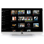 "Téléviseur LED 4K 48"" (122cm) 16/9 - 3840 x 2160 pixels - TNT, Câble et satellite HD - Wi-Fi - UHD 2160p - 100 Hertz"