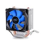 Ventilateur processeur avec ventilateur 80 mm pour Intel et AMD