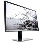 3840 x 2160 pixels - 4 ms (gris à gris) - Format large 16/9 - Dalle IPS - Pivot - DisplayPort - HDMI - Hub USB - Noir/Argent