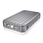 Batterie externe 13000 mAh avec lampe de poche pour appareil mobile