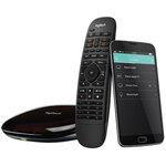 Boîtier de contrôle universel compatible Smartphone et sa télécommande - 8 appareils supportés