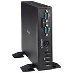 Intel Celeron 3205U 4Go SSD 120 Go - SATA 6Gb/s - USB 3.0 - Wi-Fi N - Gigabit LAN (sans écran)
