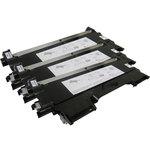 Pack de 3 toners compatibles Brother TN-2010 / TN-2210 / TN-2220 noir (2 600 pages à 5%)