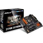 Carte mère Micro ATX Socket 1151 Intel Z170 Express - SATA 6Gb/s + M.2 - USB 3.1 - 3x PCI-Express 3.0 16x