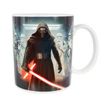 Star Wars - Mug de 330 ml en céramique (Kylo Ren)