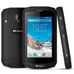 "Smartphone 4G-LTE Dual SIM IP67 - Snapdragon 210 Quad-Core 1.1 GHz - RAM 1 Go - Ecran tactile 4"" 480 x 800 - 8 Go - NFC/Bluetooth 4.0 - 2600 mAh - Android 5.1"