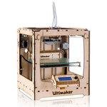 Imprimante 3D couleur en kit à monter à 1 tête d'impression ABS/PLA/Nylon - USB